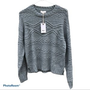 NWT Lucky Brand Knit Sweater Small